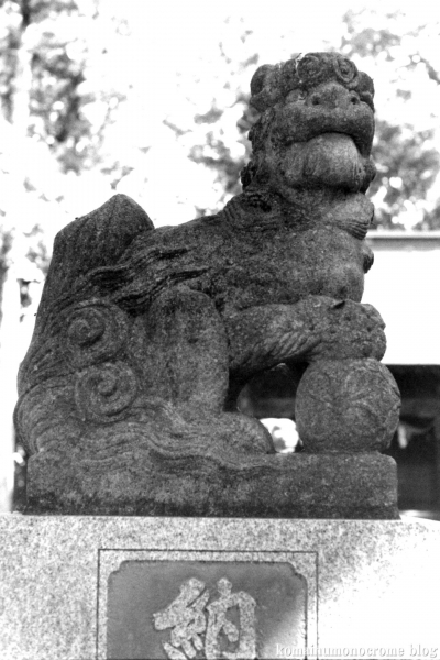 鹿島神社 古河市下大野3