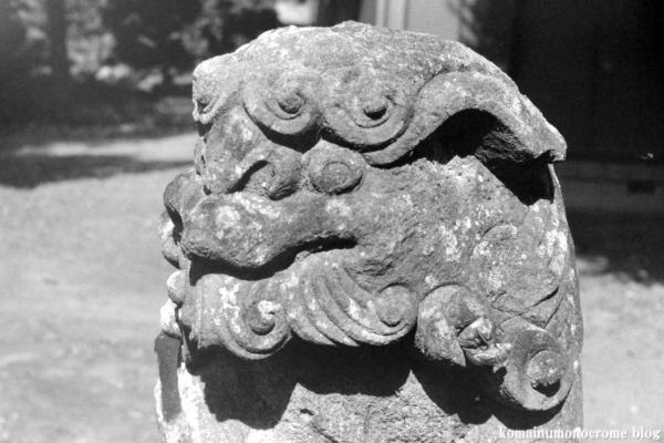 八幡神社 古河市関戸4