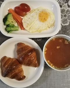 朝ご飯2.6.26