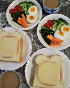 朝ご飯2.8.2