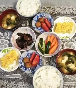 朝ご飯2.9.21