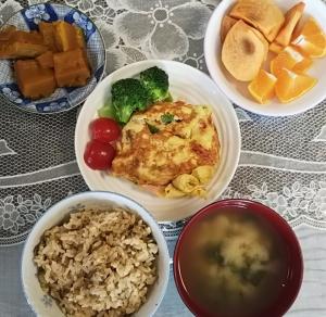 朝ご飯2.11.15