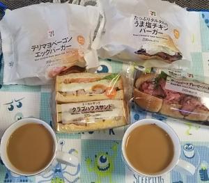 朝ご飯2.11.22