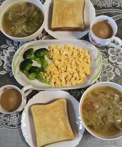 朝ご飯2.12.20