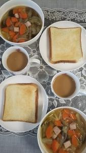 朝ご飯2.12.27