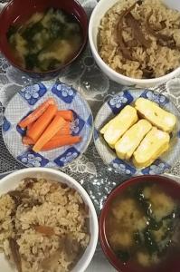 朝ご飯2.12.30