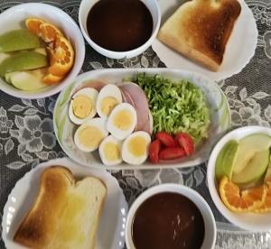 朝ご飯3.3.7