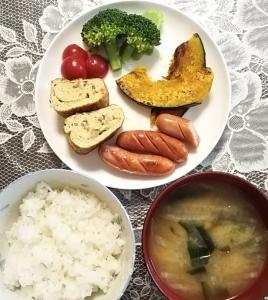 朝ご飯3.3.20