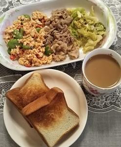 朝ご飯3.5.5