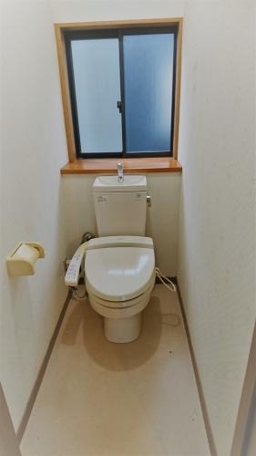 2階トイレ 加工
