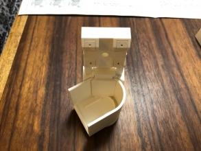 【室内洗濯物干しのベストアイテム】洗濯物干しスペースの悩み解消!首振りピン式 室内物干し kururi (KUR11-WS)