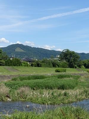 賀茂川から大文字山2007