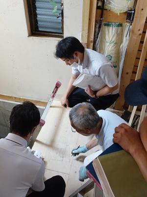 koyokan5階段打合せ2008