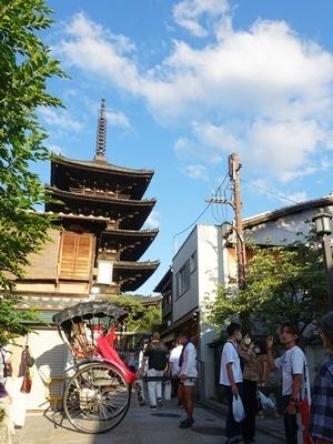 八坂の塔2009
