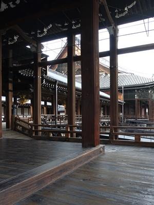 西本願寺御影堂2009