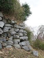 水口岡山城石垣 2103