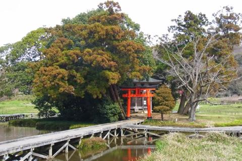 中井町厳島神社
