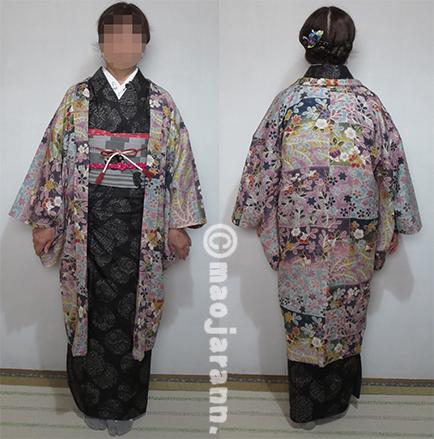 1-2黒雪輪大島紬04