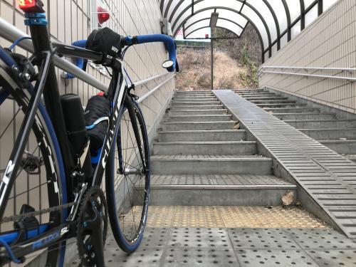 小雨日和の自転車通勤・2
