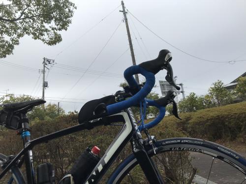 小雨日和の自転車通勤・3