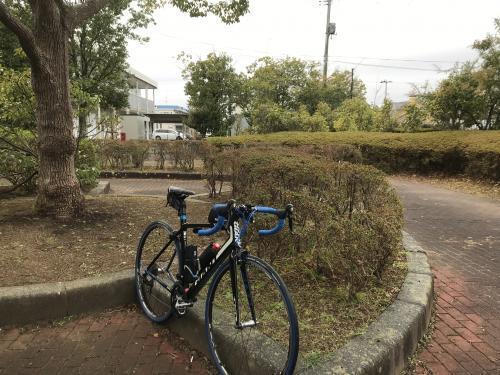 小雨日和の自転車通勤・4