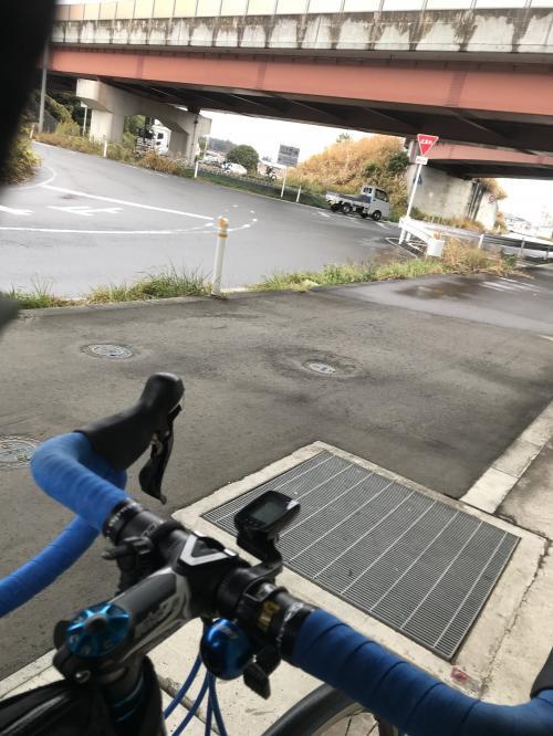 小雨日和の自転車通勤・5