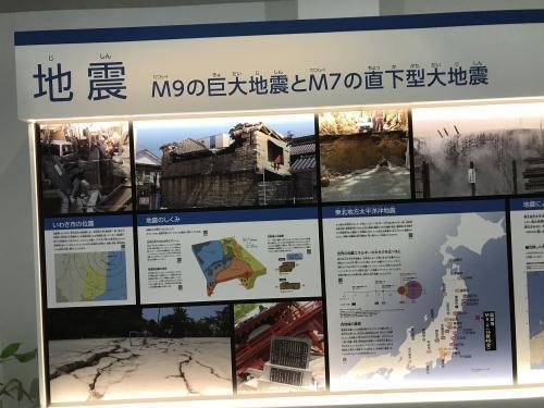 【いわき震災伝承未来館】・9