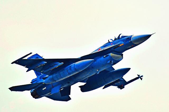 航空自衛隊築城基地 第八航空団 F2戦闘機
