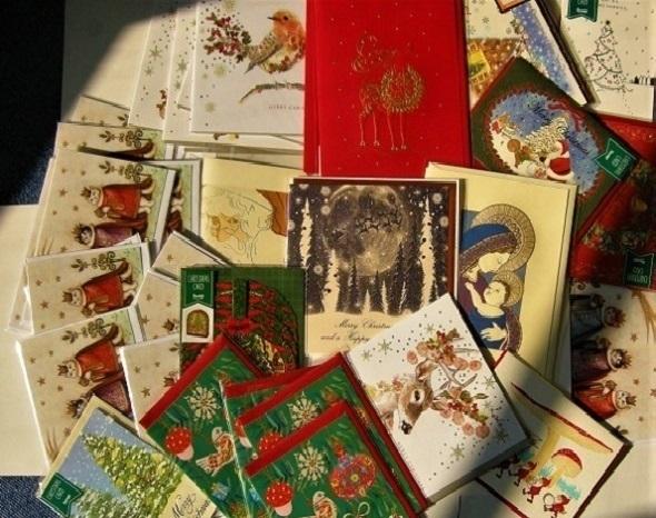 123クリスマスカード
