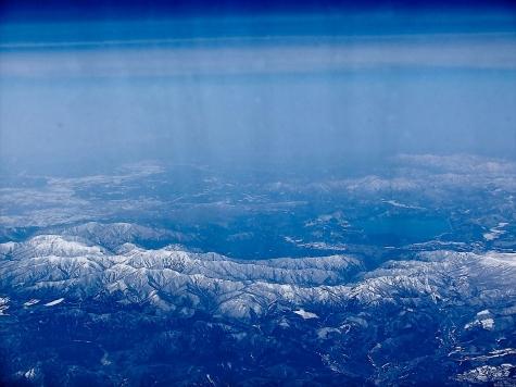 田沢湖-和賀岳