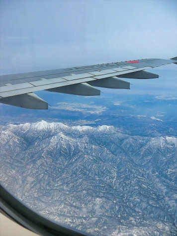 北海道 夕張山地