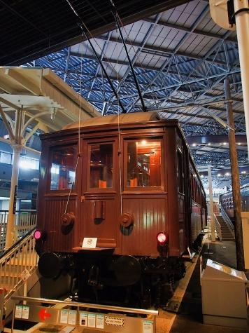ナデ6110形 電車【鉄道博物館】