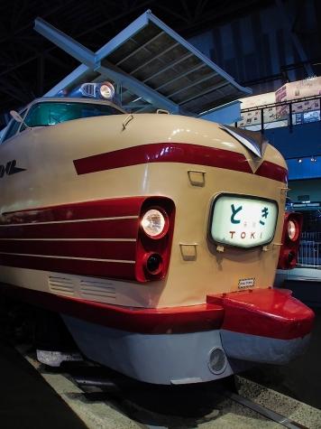 181系 クハ181形電車 特急「とき」【鉄道博物館】