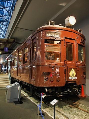 クモハ40形 電車【鉄道博物館】