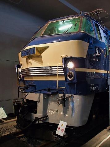 EF66形 電気機関車【鉄道博物館】