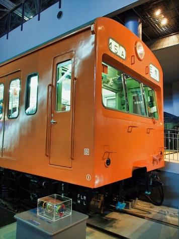 101系 クモハ101形 電車【鉄道博物館】