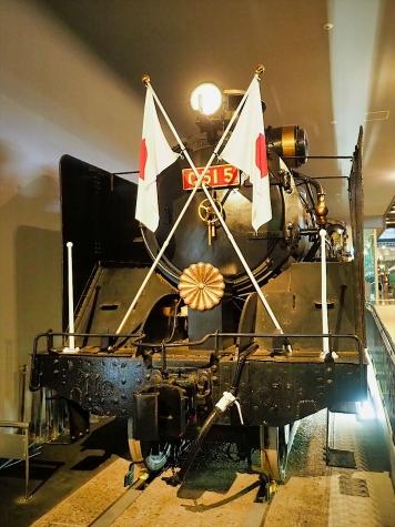 蒸気機関車 C51 5【鉄道博物館】