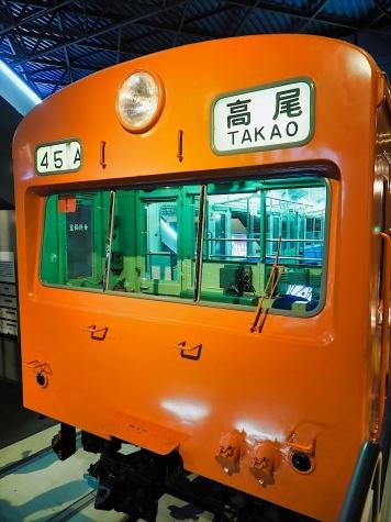 クモハ101形電車【鉄道博物館】