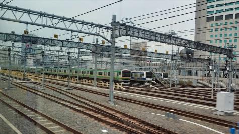 品川駅~東京駅【上野東京ライン】
