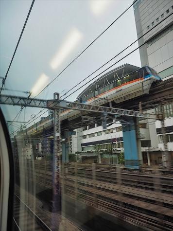 東京モノレール【上野東京ラインより】