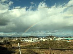 201230新幹線車窓