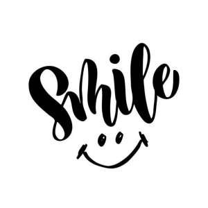 イラスト 笑顔