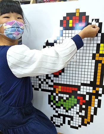 きいちゃん折り紙プロジェクトに参加