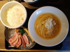 鴨出汁中華蕎麦 麺屋yoshiki【五】-8