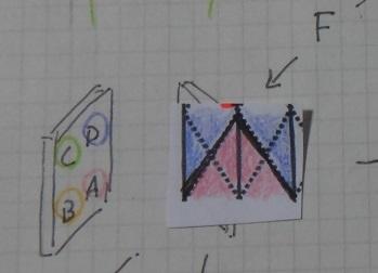 カード織りF