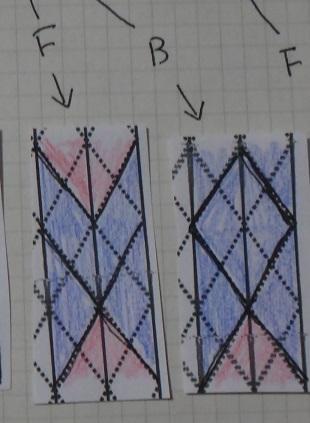 カード織りFVFF,FVFB