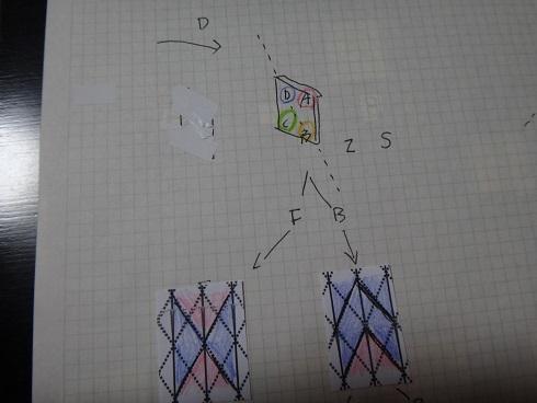 カード織りFDF,FDB