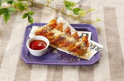 揚げ餃子 イタリアン