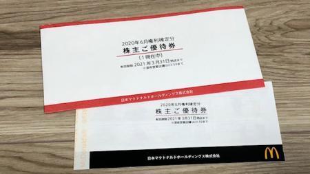 日本マクドナルドHD_2020