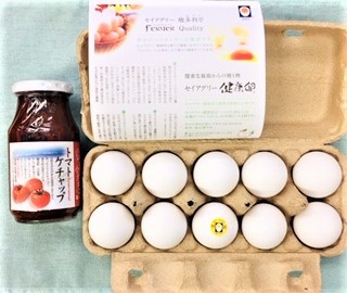 20210415セイアグリー健康卵